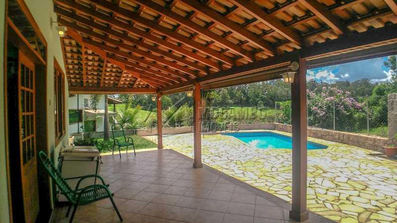 Cachoeiras do Imaratá - Casa em Condominio À Venda - Itatiba - SP - Real Parque Dom Pedro I - FCCN30363 - 3