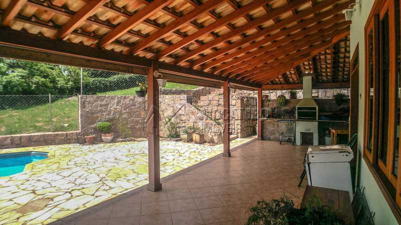 Cachoeiras do Imaratá - Casa em Condominio À Venda - Itatiba - SP - Real Parque Dom Pedro I - FCCN30363 - 23