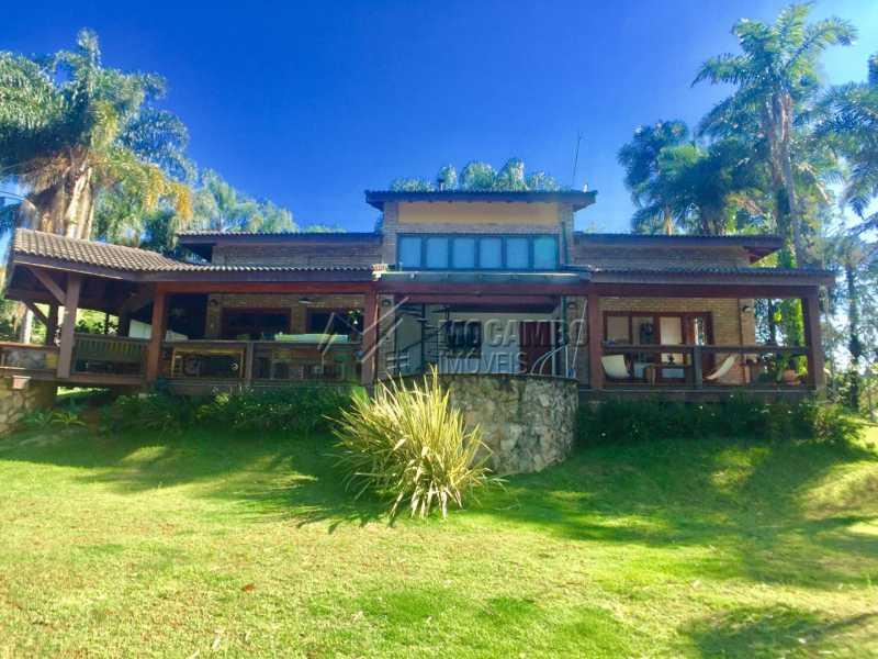 Casa - Casa em Condominio À Venda - Itatiba - SP - Sítio da Moenda - FCCN10001 - 1