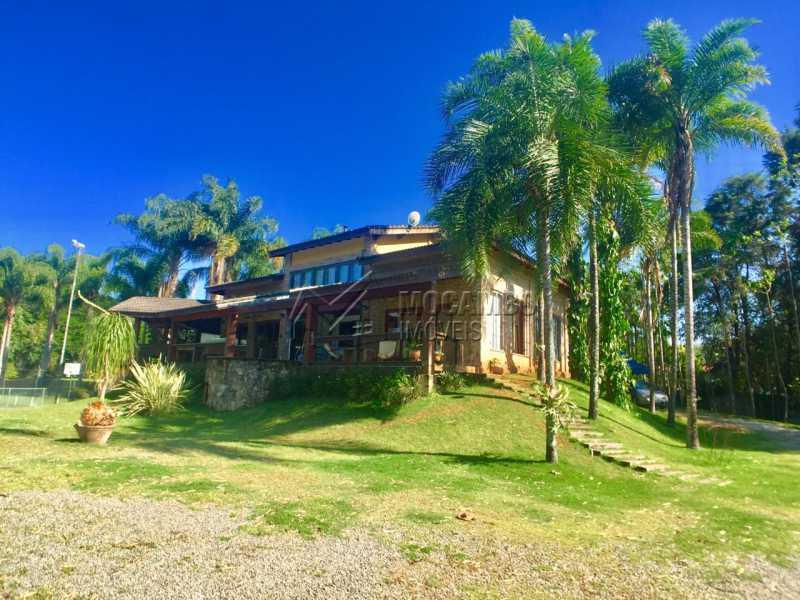 Casa - Casa em Condominio À Venda - Itatiba - SP - Sítio da Moenda - FCCN10001 - 3