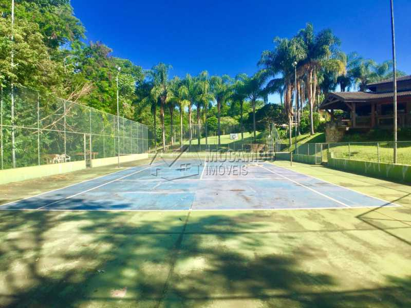 Quadra Tenis - Casa em Condominio À Venda - Itatiba - SP - Sítio da Moenda - FCCN10001 - 4