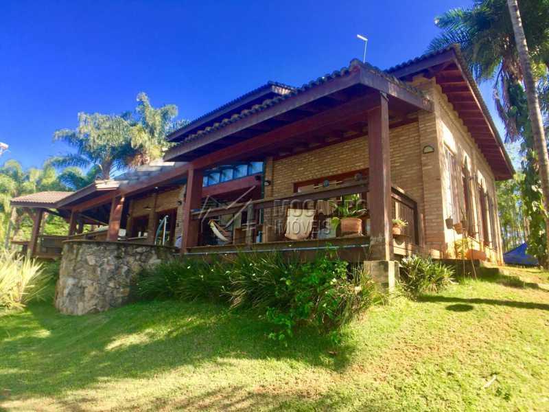 Casa - Casa em Condominio À Venda - Itatiba - SP - Sítio da Moenda - FCCN10001 - 5