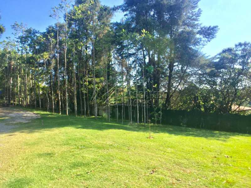 Quintal - Casa em Condominio À Venda - Itatiba - SP - Sítio da Moenda - FCCN10001 - 7