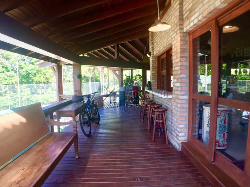 Varanda  - Casa em Condominio À Venda - Itatiba - SP - Sítio da Moenda - FCCN10001 - 11