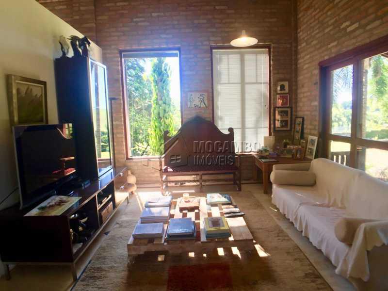 Sala - Casa em Condominio À Venda - Itatiba - SP - Sítio da Moenda - FCCN10001 - 13