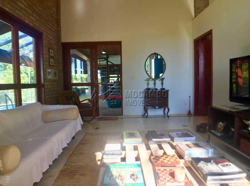 Sala - Casa em Condominio À Venda - Itatiba - SP - Sítio da Moenda - FCCN10001 - 14
