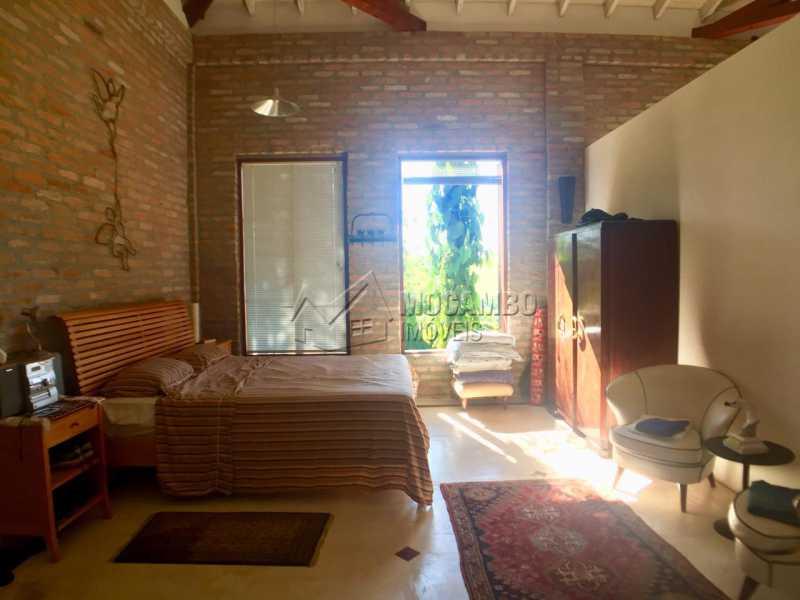 Suíte - Casa em Condominio À Venda - Itatiba - SP - Sítio da Moenda - FCCN10001 - 15