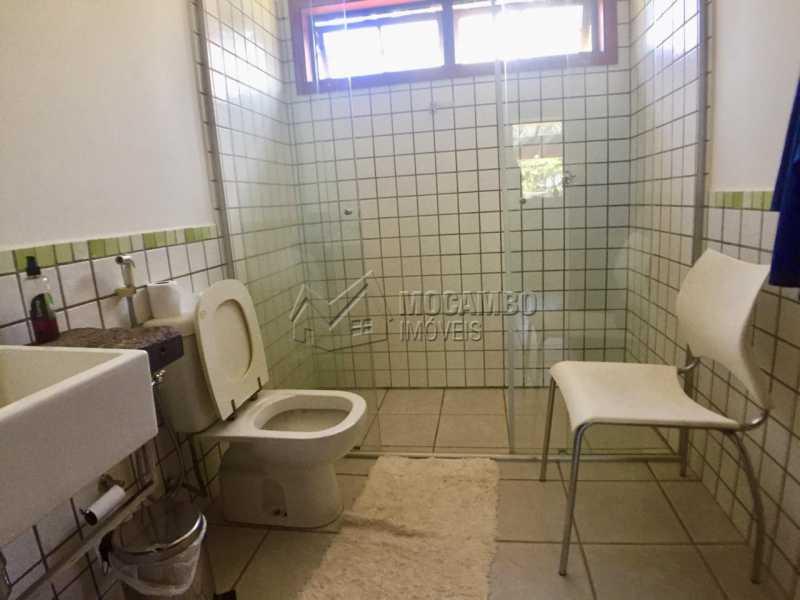 Banheiro Social  - Casa em Condominio À Venda - Itatiba - SP - Sítio da Moenda - FCCN10001 - 17