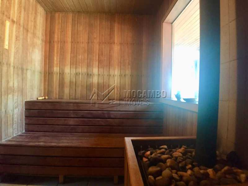 Sauna  - Casa em Condominio À Venda - Itatiba - SP - Sítio da Moenda - FCCN10001 - 18