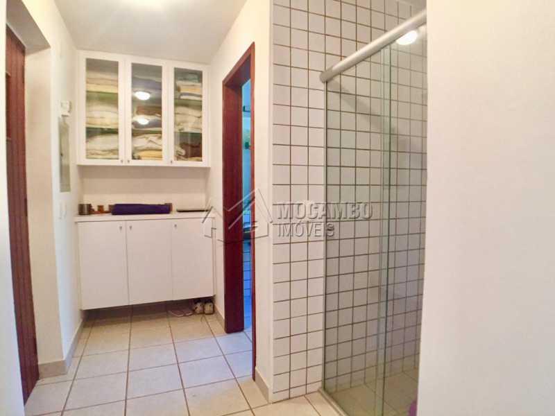 Ducha, banheiro, sauna - Casa em Condominio À Venda - Itatiba - SP - Sítio da Moenda - FCCN10001 - 19