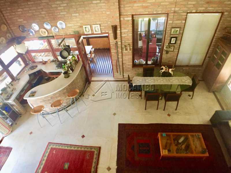 Bar/Sala - Casa em Condominio À Venda - Itatiba - SP - Sítio da Moenda - FCCN10001 - 20