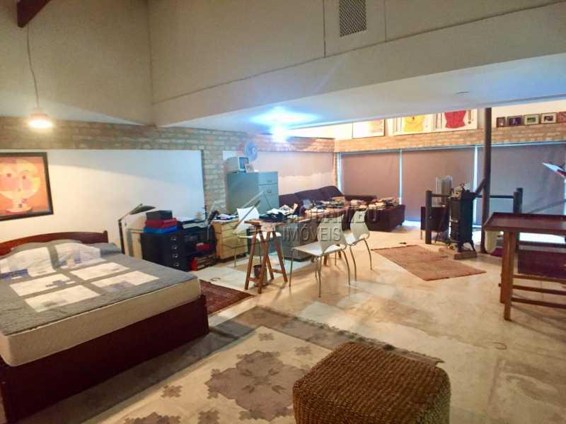 Mezanino  - Casa em Condominio À Venda - Itatiba - SP - Sítio da Moenda - FCCN10001 - 21