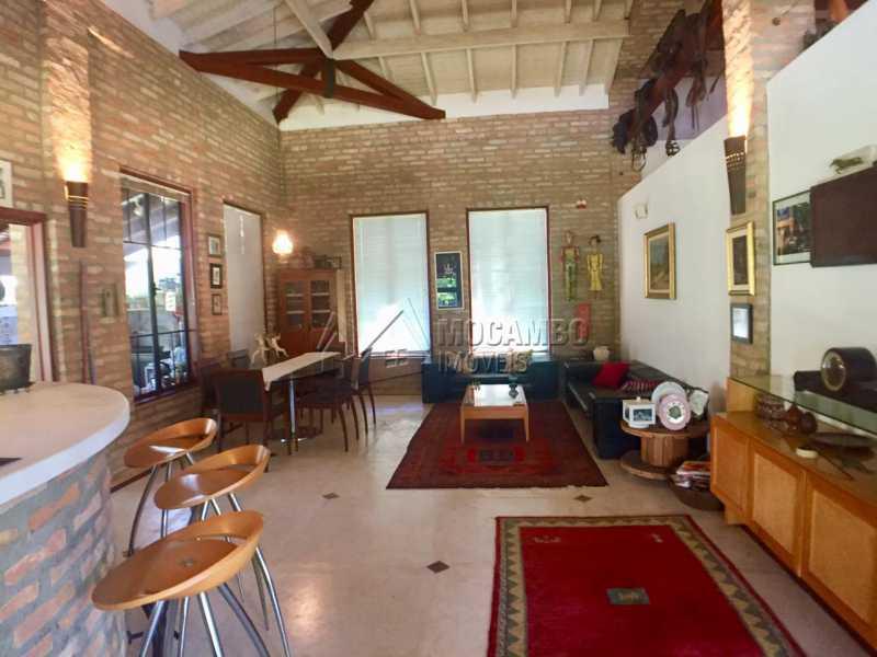 Sala  - Casa em Condominio À Venda - Itatiba - SP - Sítio da Moenda - FCCN10001 - 22