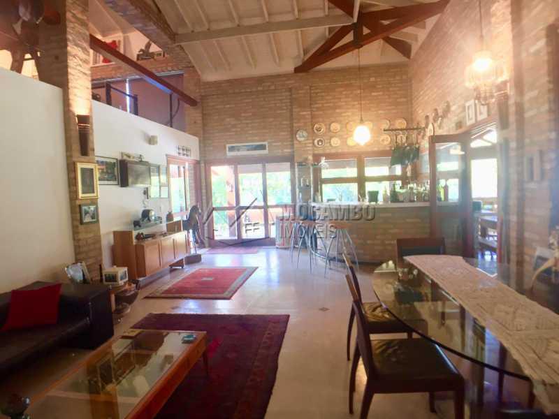 Sala - Casa em Condominio À Venda - Itatiba - SP - Sítio da Moenda - FCCN10001 - 23