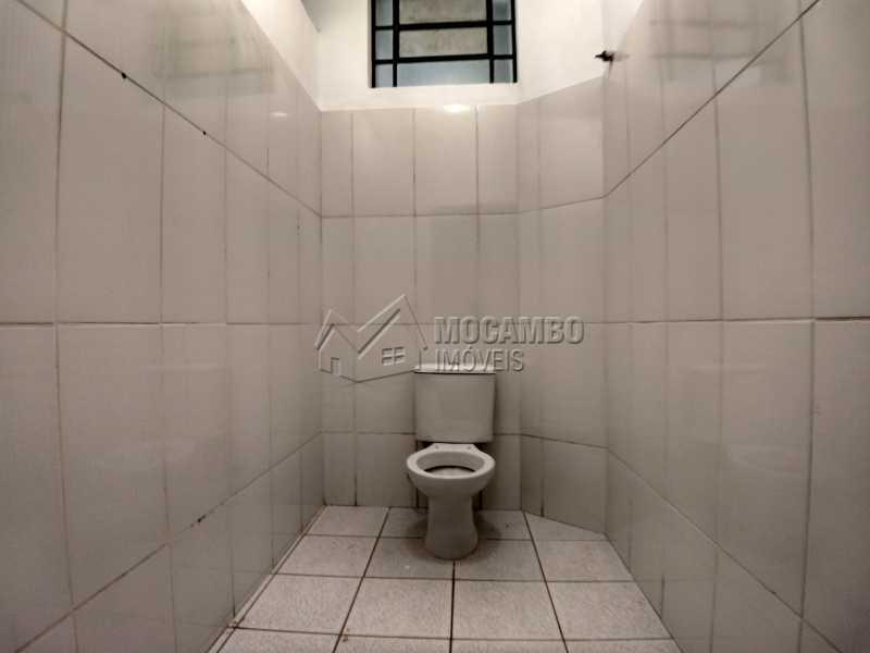 Banheiro - Galpão 466m² para alugar Itatiba,SP - R$ 3.500 - FCGA00149 - 11