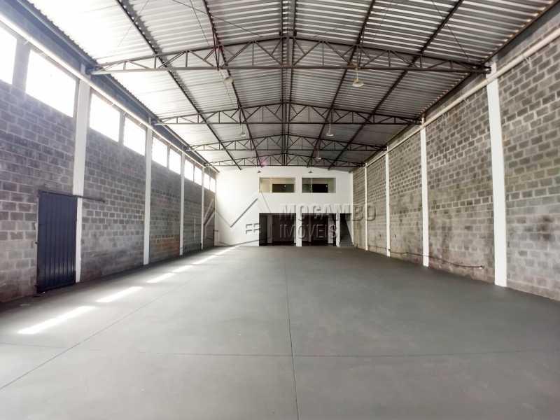 Área Interna - Galpão 466m² para alugar Itatiba,SP - R$ 3.500 - FCGA00149 - 3