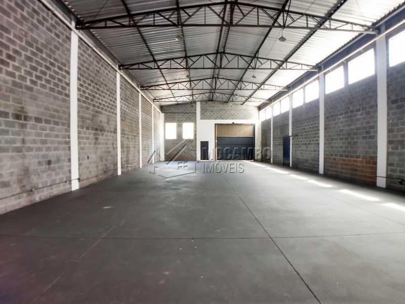 Área Interna - Galpão 466m² para alugar Itatiba,SP - R$ 3.500 - FCGA00149 - 4