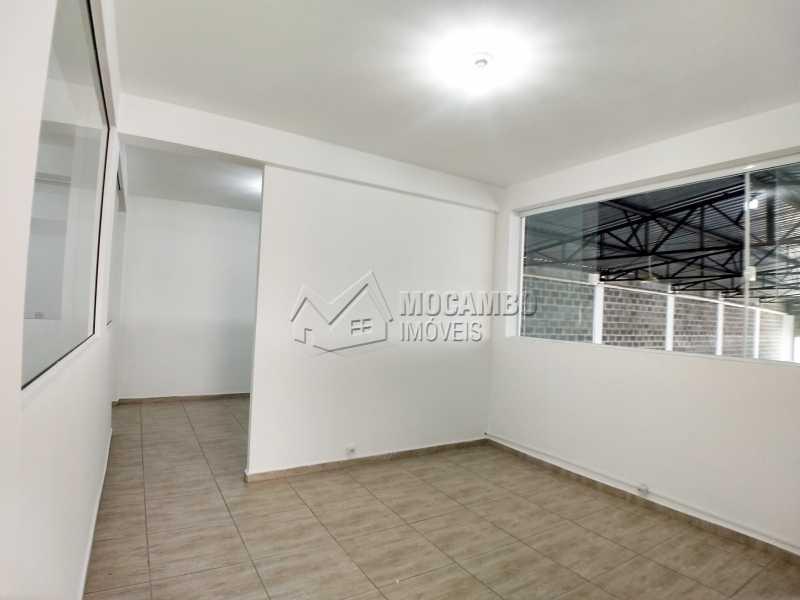 Escritórios - Galpão 466m² para alugar Itatiba,SP - R$ 3.500 - FCGA00149 - 6