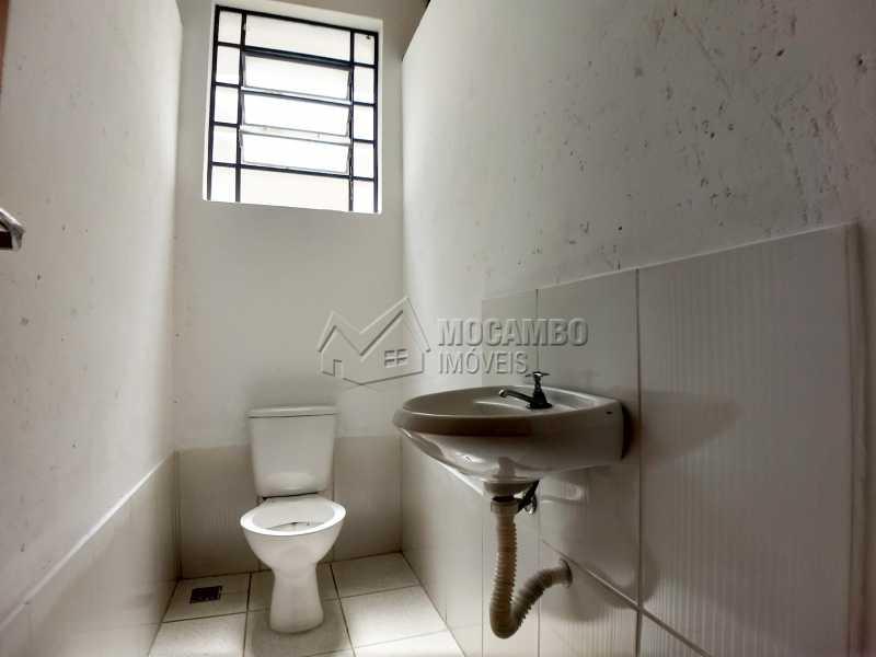 Banheiro - Galpão 466m² para alugar Itatiba,SP - R$ 3.500 - FCGA00149 - 13