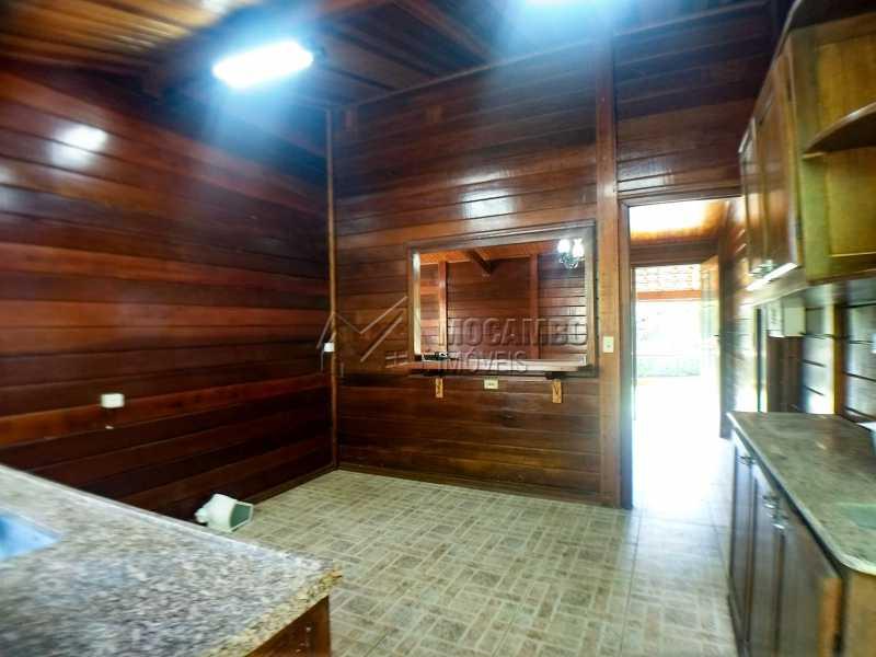 Cozinha - Casa em Condominio Para Alugar - Itatiba - SP - Ville Chamonix - FCCN30364 - 18