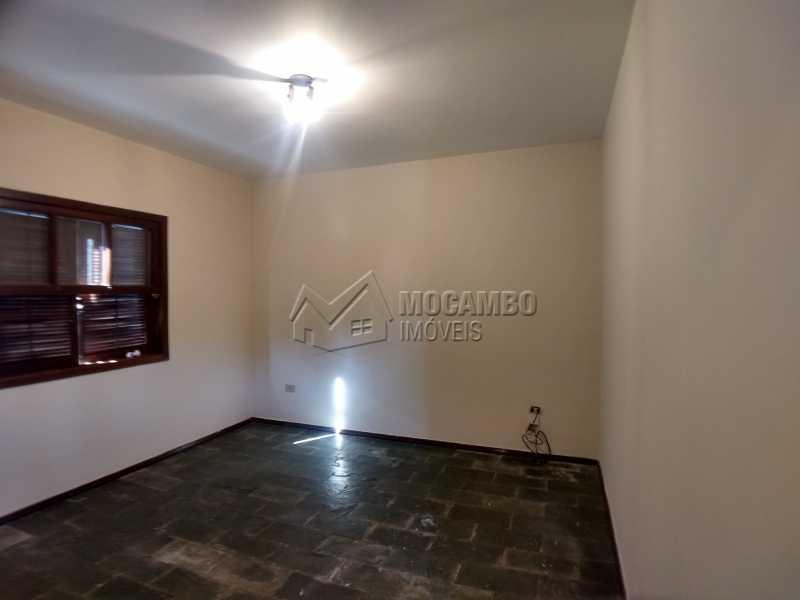 Suíte Externa - Casa em Condominio Para Alugar - Itatiba - SP - Ville Chamonix - FCCN30364 - 23