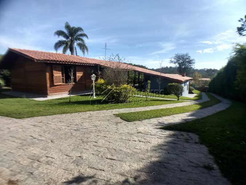 Área Externa - Casa em Condominio Para Alugar - Itatiba - SP - Ville Chamonix - FCCN30364 - 7
