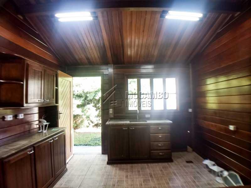 Cozinha - Casa em Condominio Para Alugar - Itatiba - SP - Ville Chamonix - FCCN30364 - 17