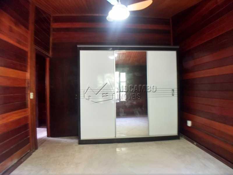 Quarto - Casa em Condominio Para Alugar - Itatiba - SP - Ville Chamonix - FCCN30364 - 22
