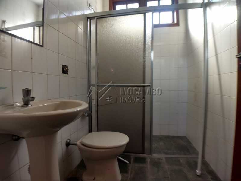 Banheiro Suíte Externo - Casa em Condominio Para Alugar - Itatiba - SP - Ville Chamonix - FCCN30364 - 24