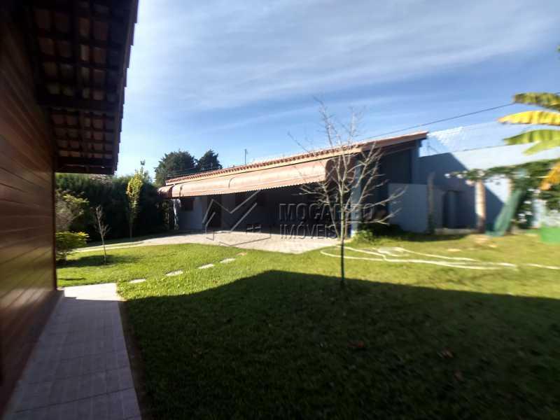 Área Externa - Casa em Condominio Para Alugar - Itatiba - SP - Ville Chamonix - FCCN30364 - 13