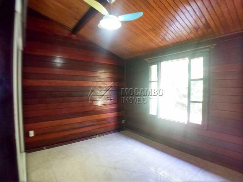 Quarto - Casa em Condominio Para Alugar - Itatiba - SP - Ville Chamonix - FCCN30364 - 21