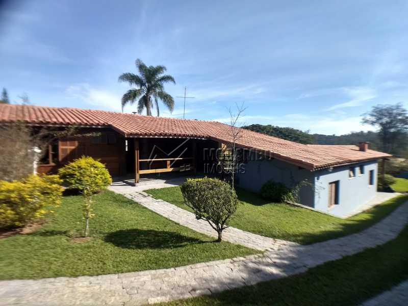 Área Externa - Casa em Condominio Para Alugar - Itatiba - SP - Ville Chamonix - FCCN30364 - 8