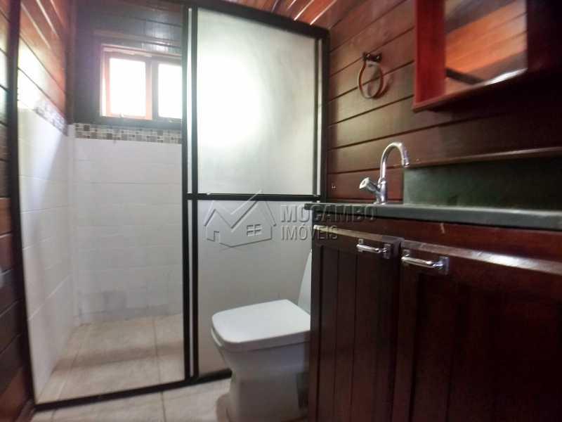 Banheiro Suíte - Casa em Condominio Para Alugar - Itatiba - SP - Ville Chamonix - FCCN30364 - 20