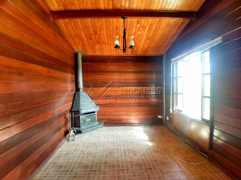 Sala - Casa em Condominio Para Alugar - Itatiba - SP - Ville Chamonix - FCCN30364 - 16