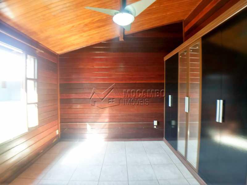 Suíte - Casa em Condominio Para Alugar - Itatiba - SP - Ville Chamonix - FCCN30364 - 19