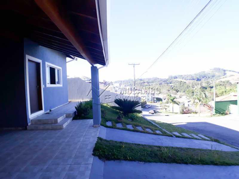 Área externa - Casa em Condomínio 3 Quartos Para Venda e Aluguel Itatiba,SP - R$ 2.400 - CD30026 - 15