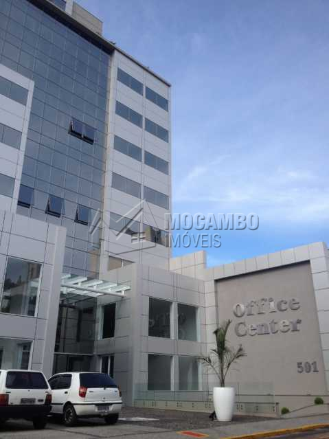 Fachada - Sala Comercial 44m² para alugar Itatiba,SP - R$ 1.120 - FCSL00167 - 12