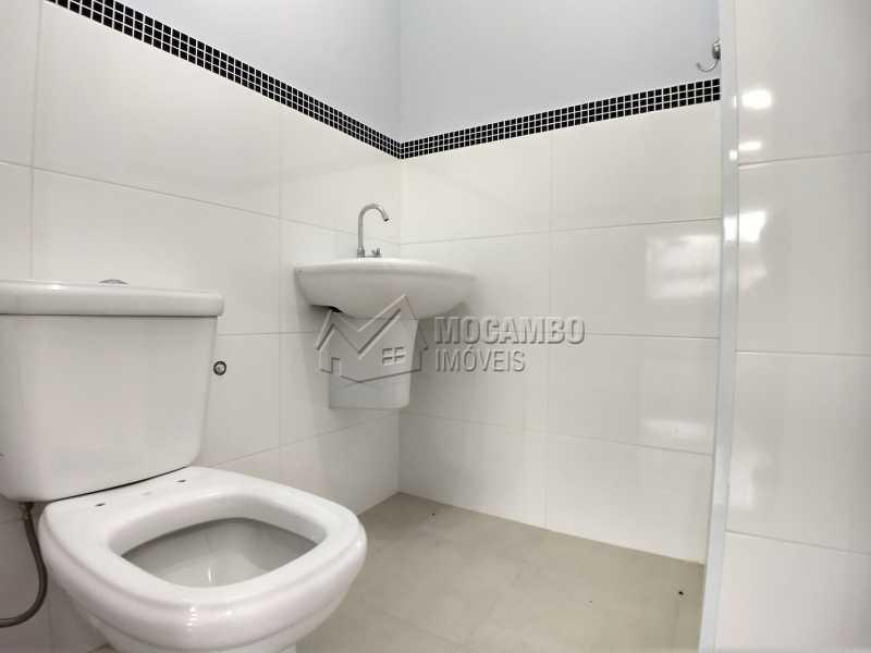 Banheiro Social - Sala Comercial 44m² para alugar Itatiba,SP - R$ 1.120 - FCSL00167 - 8