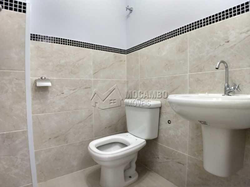 Banheiro Social - Sala Comercial 44m² para alugar Itatiba,SP - R$ 1.120 - FCSL00167 - 7
