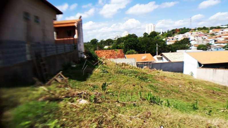 Terreno Aida  E4 - Terreno 250m² à venda Itatiba,SP - R$ 150.000 - FCUF01138 - 5