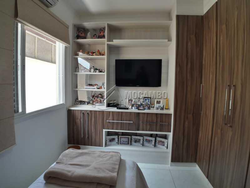 Dormitório 01 - Casa em Condominio À Venda - Itatiba - SP - Residencial Fazenda Serrinha - FCCN30365 - 7