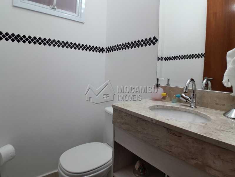 Lavabo - Casa em Condominio À Venda - Itatiba - SP - Residencial Fazenda Serrinha - FCCN30365 - 13