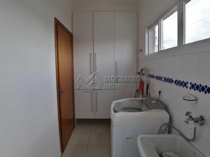 Lavanderia - Casa em Condominio À Venda - Itatiba - SP - Residencial Fazenda Serrinha - FCCN30365 - 17