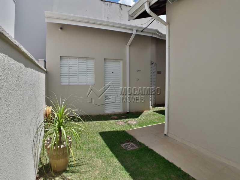 Edícula - Casa em Condominio À Venda - Itatiba - SP - Residencial Fazenda Serrinha - FCCN30365 - 18