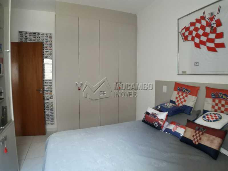 Dormitório 02 - Casa em Condominio À Venda - Itatiba - SP - Residencial Fazenda Serrinha - FCCN30365 - 8