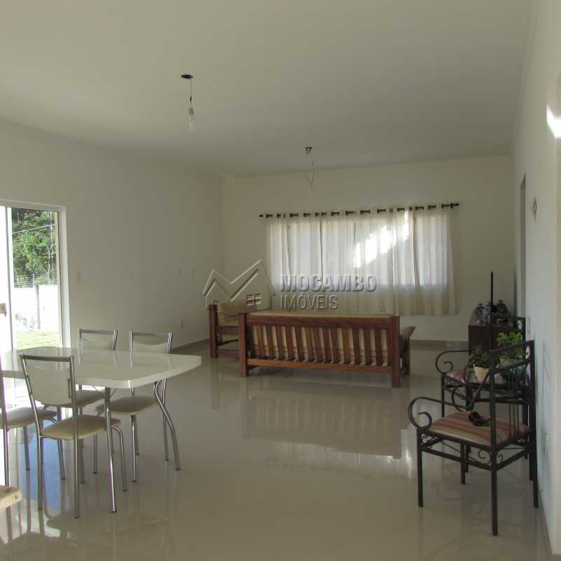 Sala Jantar/Estar - Casa em Condominio À VENDA, Itatiba Country Club, Itatiba, SP - CD30030 - 6