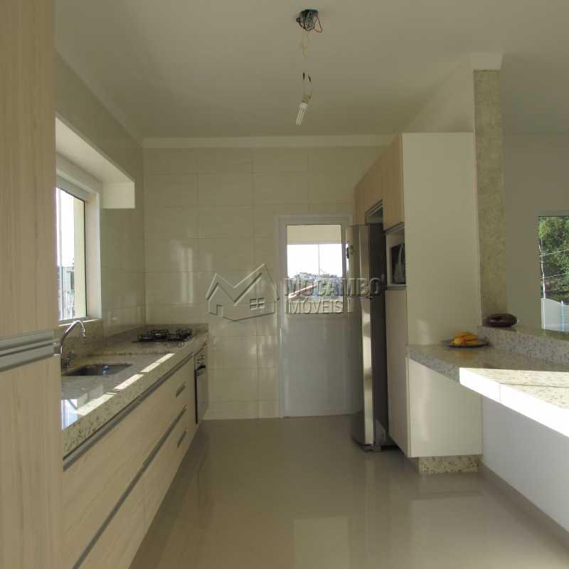 Cozinha Planejada - Casa em Condominio À Venda - Itatiba - SP - Residencial Fazenda Serrinha - CD30030 - 8