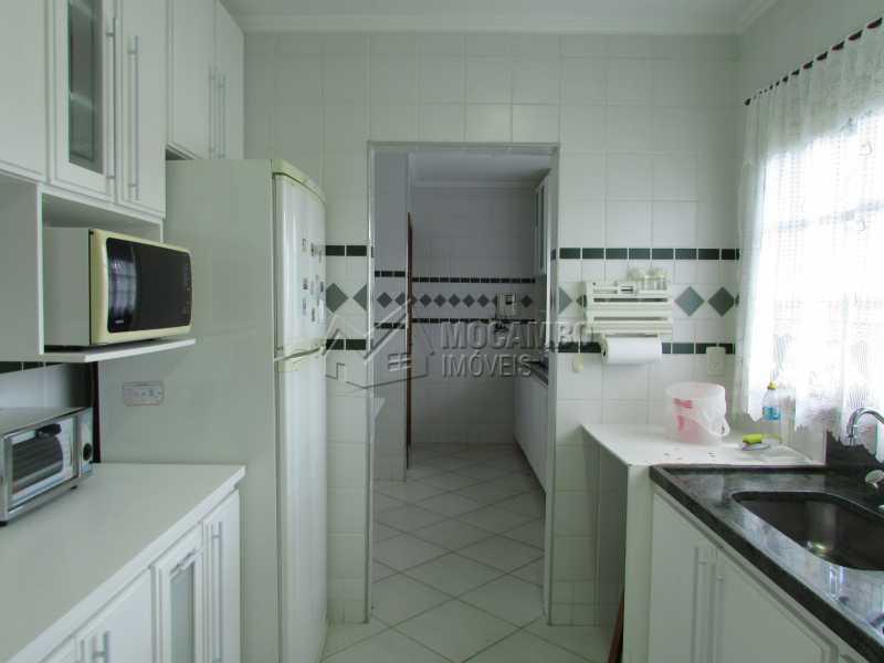 Cozinha 1 - Casa em Condominio Para Alugar - Itatiba - SP - Sítio da Moenda - FCCN60006 - 3