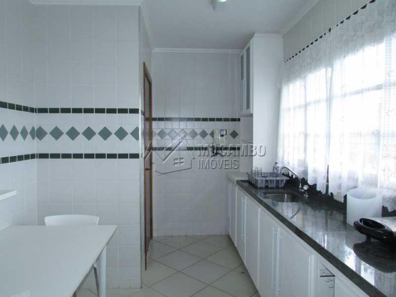 Cozinha 2 - Casa em Condominio Para Alugar - Itatiba - SP - Sítio da Moenda - FCCN60006 - 4