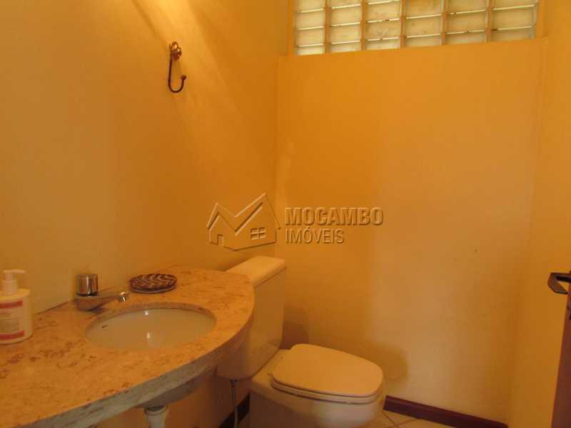 Lavabo - Casa em Condominio Para Alugar - Itatiba - SP - Sítio da Moenda - FCCN60006 - 7